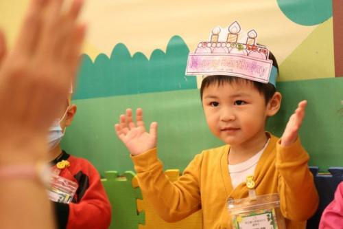 2019 童樂坊 上午班 12月至3月生日慶祝會