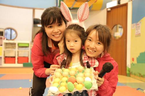 2019 童樂坊 下午班 復活節慶祝會