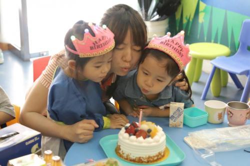 2019 童樂坊 上午班 4月至7月生日慶祝會