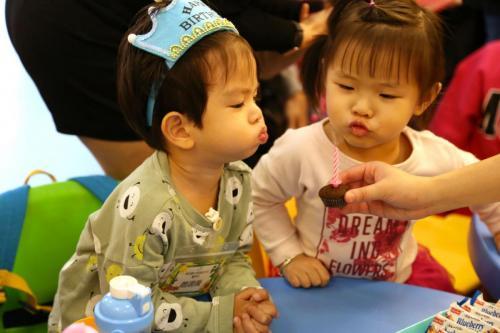 2018 童樂坊下午班 8月至11月生日慶祝會