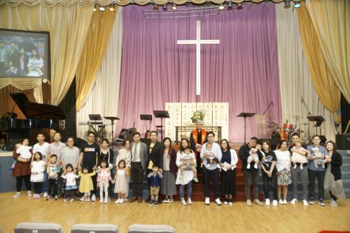 2018年 孩童奉獻禮